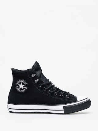 Teniu0219i Converse Chuck Taylor All Star Hi Winter Leather Gore Tex (black/white/black)