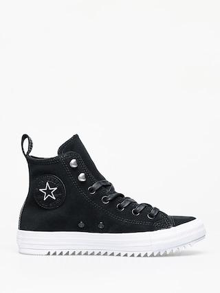 Teniu0219i Converse Chuck Taylor All Star Hiker Hi Wmn (black/white/black)