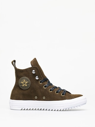 Teniu0219i Converse Chuck Taylor All Star Hiker Hi Wmn (surplus olive/white/black)