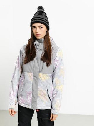 Geacu0103 de snowboard Roxy Jetty Block Wmn (edelweiss)