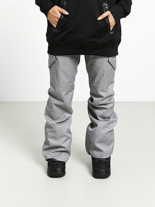 Pantaloni pentru snowboard Volcom Bridger Ins Wmn (hgr)