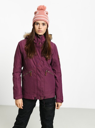 Geacu0103 de snowboard Roxy Meade Wmn (grape wine)