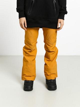 Pantaloni pentru snowboard Roxy Cabin Wmn (spruce yellow)