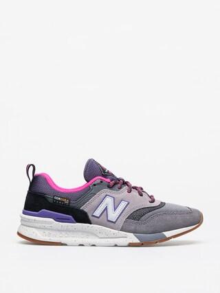Pantofi New Balance 997 Wmn (grey/purple)