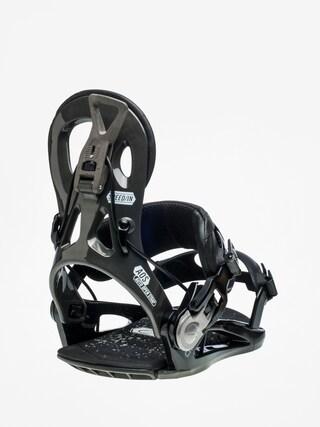 Legu0103turi pentru snowboard Gnu Cheeter (black)
