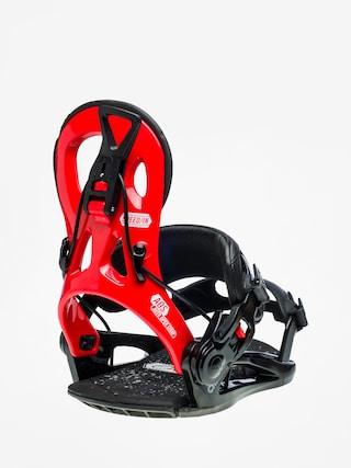 Legu0103turi pentru snowboard Gnu Cheeter (red)