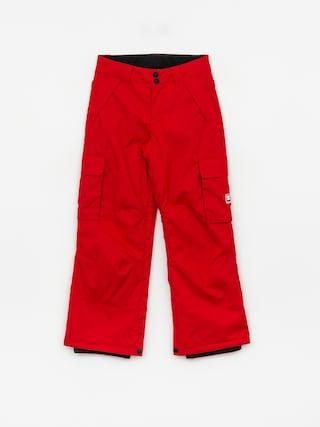 Pantaloni pentru snowboard DC Banshee Yth (racing red)