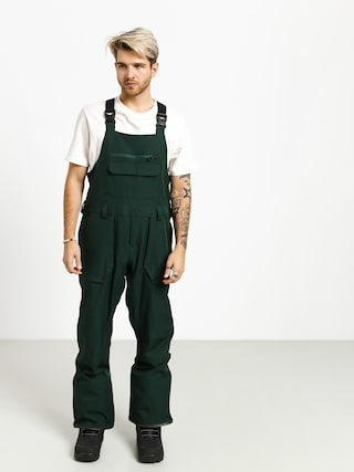Pantaloni pentru snowboard Volcom Roan Bib Overall (dkg)