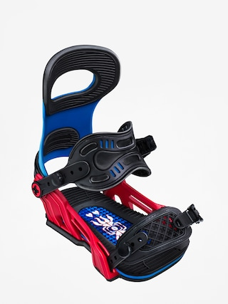 Legu0103turi pentru snowboard Bent Metal Transfer (blue/red)