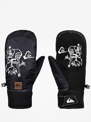 Mu0103nuu0219i Quiksilver Method Mitt (black)