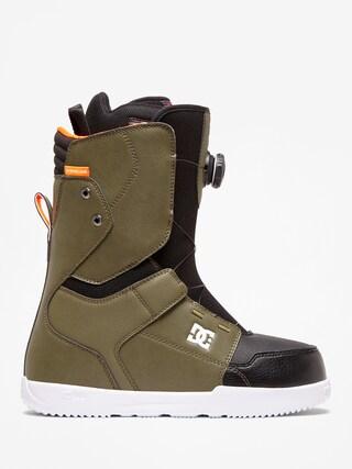 u00cencu0103lu021bu0103minte pentru snowboard DC Scout Boa (olive night)