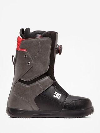 u00cencu0103lu021bu0103minte pentru snowboard DC Scout Boa (grey/black)