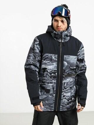 Geacu0103 de snowboard Quiksilver Arrow Wood (black snowscene)