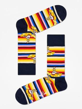 u0218osete Happy Socks The Bealtes (navy/multi)