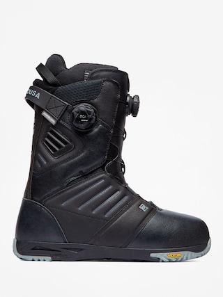 u00cencu0103lu021bu0103minte pentru snowboard DC Judge Boa (black)