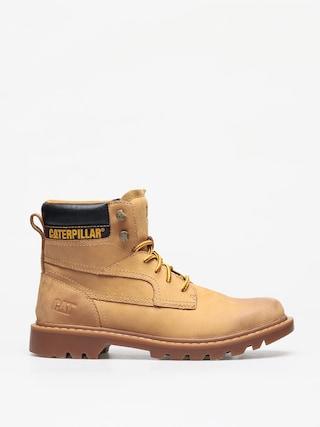 Pantofi de iarnu0103 Caterpillar Bridgeport (honey reset)