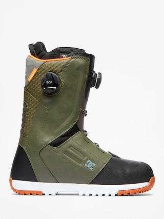 u00cencu0103lu021bu0103minte pentru snowboard DC Control Boa (olive camo)