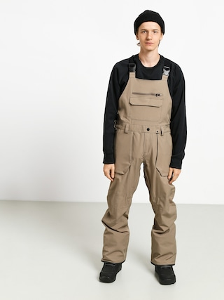Pantaloni pentru snowboard Volcom Roan Bib Overall (teak)