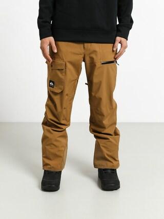 Pantaloni pentru snowboard Quiksilver Utility (otter)