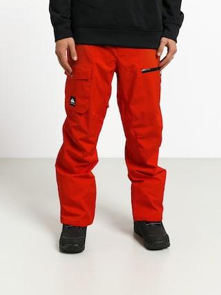 Pantaloni pentru snowboard Quiksilver Utility (poinciana)