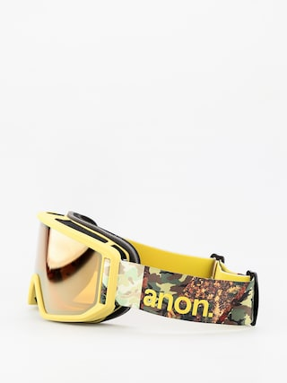 Ochelari pentru snowboard Anon Relapse (camo/sonar bronze)