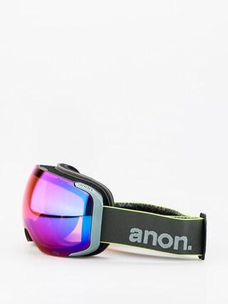 Ochelari pentru snowboard Anon M2 W Spare (gray pop/sonar infared blue)