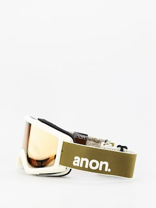 Ochelari pentru snowboard Anon Helix 2 Sonar W Spare (olive/sonar bronze)
