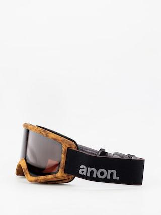 Ochelari pentru snowboard Anon Helix 2 Sonar W Spare (tort/sonar smoke)