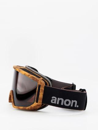 Ochelari pentru snowboard Anon Relapse (tort/sonar smoke)