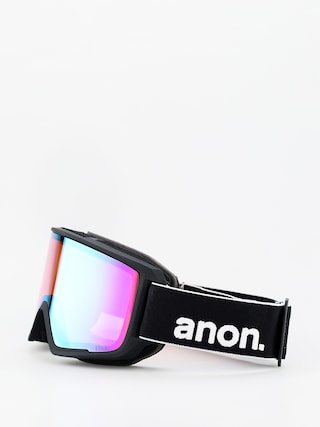 Ochelari pentru snowboard Anon M3 W Spare (black/sonar green)