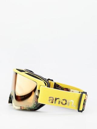 Ochelari pentru snowboard Anon M3 W Spare (camo/sonar bronze)