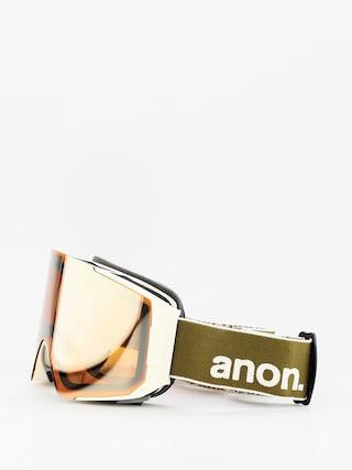 Ochelari pentru snowboard Anon Sync (olive/sonar bronze)