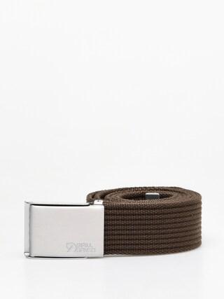 Curea Fjallraven Canvas Belt (dark olive)