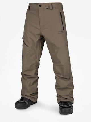 Pantaloni pentru snowboard Volcom L Gore Tex (teak)