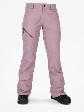 Pantaloni pentru snowboard Volcom Hallen Wmn (puh)