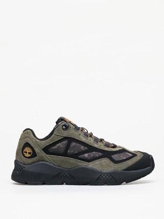 Pantofi de iarnu0103 Timberland RipGorge Low (dk green suede wcamo)