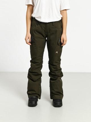 Pantaloni pentru snowboard Burton Gloria Ins Wmn (forest night)