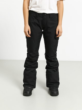 Pantaloni pentru snowboard Burton Gloria Ins Wmn (true black)