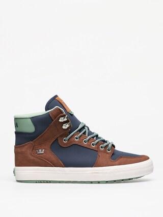 Pantofi Supra Vaider Cv (navy/brown bone)
