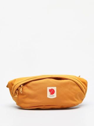 Borsetu0103 de bru00e2u Fjallraven Ulvo Hip Pack Medium (red gold)