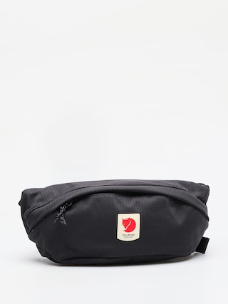 Borsetu0103 de bru00e2u Fjallraven Ulvo Hip Pack Medium (black)