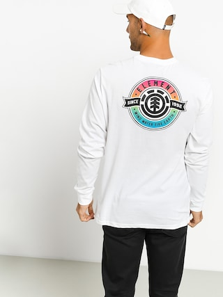 Tricou Element Medallian (optic white)