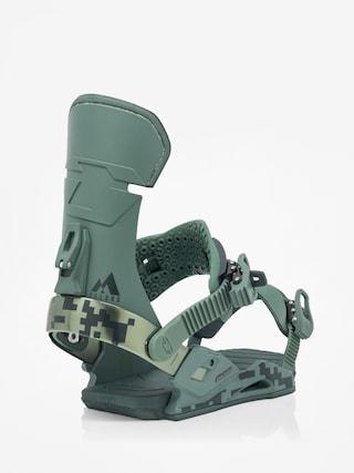 Legu0103turi pentru snowboard Drake Reload (green camo)