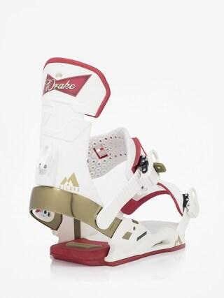 Legu0103turi pentru snowboard Drake Reload (white beer)
