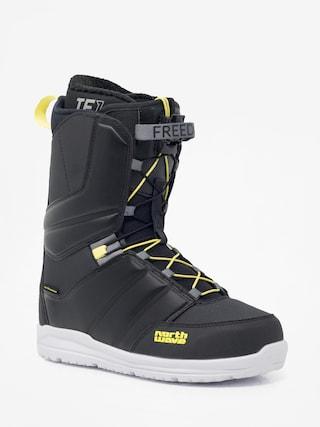 u00cencu0103lu021bu0103minte pentru snowboard Northwave Freedom Sl (black/yellow)
