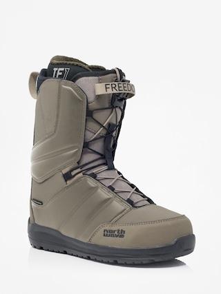 u00cencu0103lu021bu0103minte pentru snowboard Northwave Freedom Sl (brown)