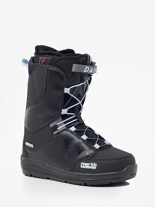 u00cencu0103lu021bu0103minte pentru snowboard Northwave Dahlia Sl Wmn (black)
