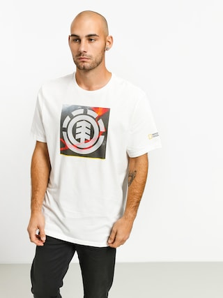 Tricou Element Surge Icon (off white)