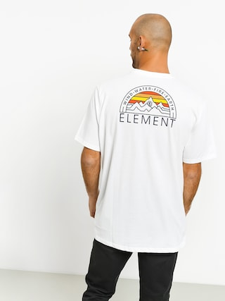 Tricou Element Odyssey (optic white)
