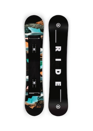 Snowboard Ride Heartbreaker Wmn (black/white)